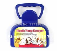 agility dog walk - Pet Dog Cat Portable Poop Scooper Easy Clip Pickup Poop Scoop Walking Cleaning P7213