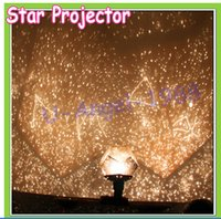 star lasers - LED Lamp Amazing Shining Sky Star Laser Scientific Projector Cosmos Party Lights Bulb DIY Romantic Valentine s