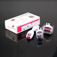 beauty product lines - New CE in medical grade derma roller micro needle roller lastest beauty products