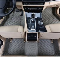 Wholesale High quality Custom special floor mats for BMW X5 seats E53 wear resisting durable non slip carpets for X5