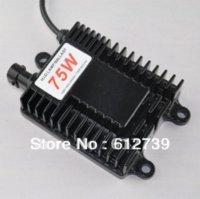 al por mayor bombilla de 75w h3-12V 75W AC HID Xenon reemplazo electrónica digital Conversión de lastre para venta al por mayor del bulbo H1 H3 H7 H11 H13 H4-1
