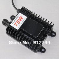 achat en gros de ampoule 75w h3-12V 75W AC HID Xenon Replacement électronique numérique Ballast Conversion pour H1 H3 H4-1 H7 H11 H13 gros bulbe