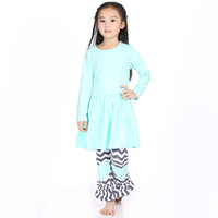 Wholesale Children Outfit New Arrive Cotton Kids Clothes Set Baby Clothes For Clothing Factories In China Make