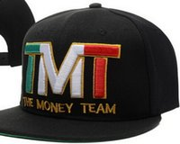 Wholesale 2015 New Design snapback Basketball hats Camouflage TMT Adjustable TBE RICH National Flag Cap Baseball Hip Hop The Money Team