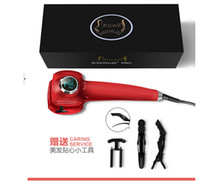 Cheap NEW ARRIVAL showliss curle Showliss Pro LCD Hair Curler With 2 Free Hair Clips Styler Curling Iron Pro LCD Hair Curler Automatic waiting you