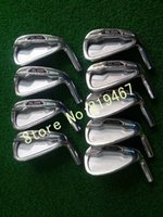 Wholesale golf clubs SLDR irons set pw aw sw graphite shaft regular flex golf irons right hand
