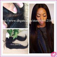 Cheap silk base closures Best silk base lace closure