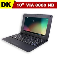 cheap mini computer - Cheap laptop computers inch Dual Core Mini Laptop Android VIA Cortex A9 GHZ laptops HDMI WIFI MB GB Mini Netbook
