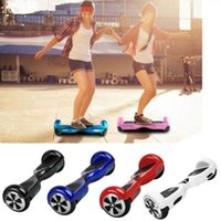 mini bike - Fashion Electric Scooters Mini Smart Wheel Drifting Board Self Balancing Electric Unicycle Scooter Balance Wheel Scooter Balance Bike