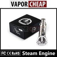basic engine - DHL Electronic Cigarettes Top Filling Authentic Wotofo Steam Engine Ml Tank VS BOX MOD Eleaf iStick W W W W W TC W Basic Kit