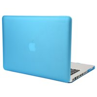 Wholesale TKOOFN New Plastic Crystal Hardshell Hard Case Cover For Apple MacBook Pro quot