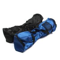 Wholesale 8 Inch Carrying Bag for Self Balancing Skateboard Scooter Portable Wheel Self Balancing Board Carrier Bag Black Blue