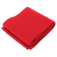 Wholesale 2PCS Red Soft Piano Key Cover Keyboard Dust Cover MIA_621
