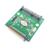 Wholesale SATA to quot IDE Hard Drive Adapter Card for DHL
