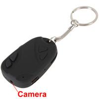 Wholesale Very Cheap Spy Key Chain DVR with Hidden Camera Keychain Car Remote Digital Video Recorder Spy Camera SPC_000