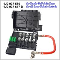 ac fuse box - amp Year Warranty Fuse Box for VW Beetle Golf Jetta OE J0937617D J0937550 J0937550AA J0937550AB AC AD