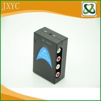 Wholesale JXYC Dual Bluetooth Transmitter mm Portable Stereo Audio wireless Bluetooth Transmitter for TV iPod MP3 MP4 Computer