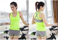 Wholesale Mooring yoga the new spring and summer clothing Fitness gym suit shorts suit pants suit