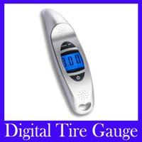 Wholesale car tire tyre meter VT901 range PSI MOQ