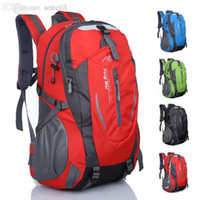 Wholesale new outdoor climbing bag large capacity L Backpack female and male high school students bag backpack us425