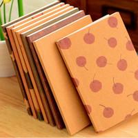 spiral notebook - Stationery Small Blank Book Notebook Journal Memo Dream Planner European Retro Cute Draw Hand Painted Graffiti Sketchbook