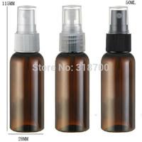 amber pet plastic bottle - ml Amber PET Perfume Bottle cc Mist Spray Bottle ml Fragrance Perfume Bottle
