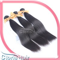 outlet brazilian hair - Outlet Silky Straight Unprocessed Virgin Brazilian Human Hair Extensions Bella Natural Straight Remy Weave Mix Bundles Ombre DIY