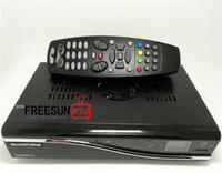 Wholesale 800se v2 digital satellite receiver digital tv FTA set top box sunray hd se tuner with wifi SIM