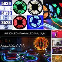 Wholesale 2014 New M SMD LED Strip Lights Warterproof LED DC V Chritmas Wedding Party Decoration Lights