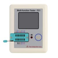 automatic calibration - Transistor Tester Multi functional TFT Backlight Didoe Triode Capacitance Resistor Detector Inductance Automatic Calibration DHL E0958