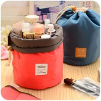 bamboo beams - Korea cute bulk beam port portable makeup bag wash bag waterproof bag cosmetic skin care cosmetic box