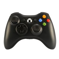 Wholesale New Wireless Controller for Xbox Black GHZ wireless