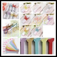Wholesale Restaurant Butterfly wedding Napkin Ring Table Decor Napkin Holder Hotel Napkin holder Party Supplies Dinner Banquet Table Decoration