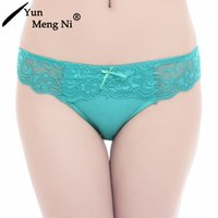 cheap panties - Cheap cotton panties women ladies hot sexy lace underwear sexy girls model in panties comfort cotton underwear
