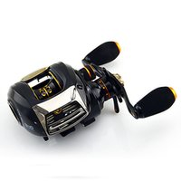 bait cast reels - SK1200 SP150 baitcasting reel ball bearings carp fishing gear Left Right Hand bait casting fishing reel
