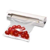 Wholesale 2015 Hand Held Food Sealer Save Portable Reseal Airtight handy Plastic Food Saver Storage Bag Resealer Closer Machine