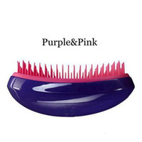 Wholesale Professional Salon Elite Tangle Detangling Hair Brush HairBrushes Combs TT Brand by Teezer Assorted Colors