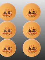 Wholesale price mm Stars ping pong Balls Table Tennis Balls best Ball high quality