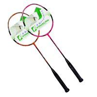 Wholesale FANGCAN Carbon Power Offensive K15 Badminton Racket with Overgrips as Gift Head Heavy Racquet