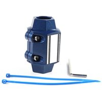 Wholesale Universal Magnetic Gas Oil Fuel Saver Performance Trucks Cars Blue New order lt no track