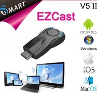 media player v5 - Vsmart V5II V5 II Ezcast Android Smart TV Stick Media Player WIFI DLNA Miracast Chromecast Display Receiver Mini PC DLNA