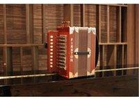 Wholesale DHL Accordion key bass professional accordion spring firston violin