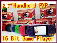 Wholesale Hot sell portable handheld bit game console player available to be connected to TV JBD PXP3