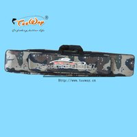 Wholesale Large capacity m Fishing Bag Camouflage double layer Brand High quality Fishing Rod Bag Fishing Tackle