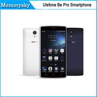 Cheap 5.5 inch Ulefone Be Pro 2 64-bit Quad Core MTK6735 Cell Phone 1.0GHz 2GB 16GB 13.0MP Dual SIM 4G FDD-LTE 1280*720 DHL free 010074