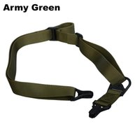 Wholesale Tactical Quick Detach Release Gun Sling System Adjustable Airsoft Gun Sling Nylon Webbing Material High Quality OT0123