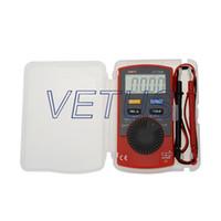 Wholesale mini digital multimeter UT120B UT B with DV voltage measuring range V V V V