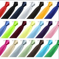 Wholesale High end men s tie groom tuxedos tie business suit tie a variety of colors