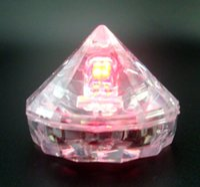 diamond ice cubes - 120pcs Glowing Ice Cube Sparkling Plastic Diamond Ice Cubes For Wedding Party Bar Holiday Decoration Liquid Flashing Decor