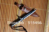 Wholesale Promotion Cross Fire Military Knife Combat Dagger Model Pendant The Best Gift In The World Coolest Craft Free Ship M51059